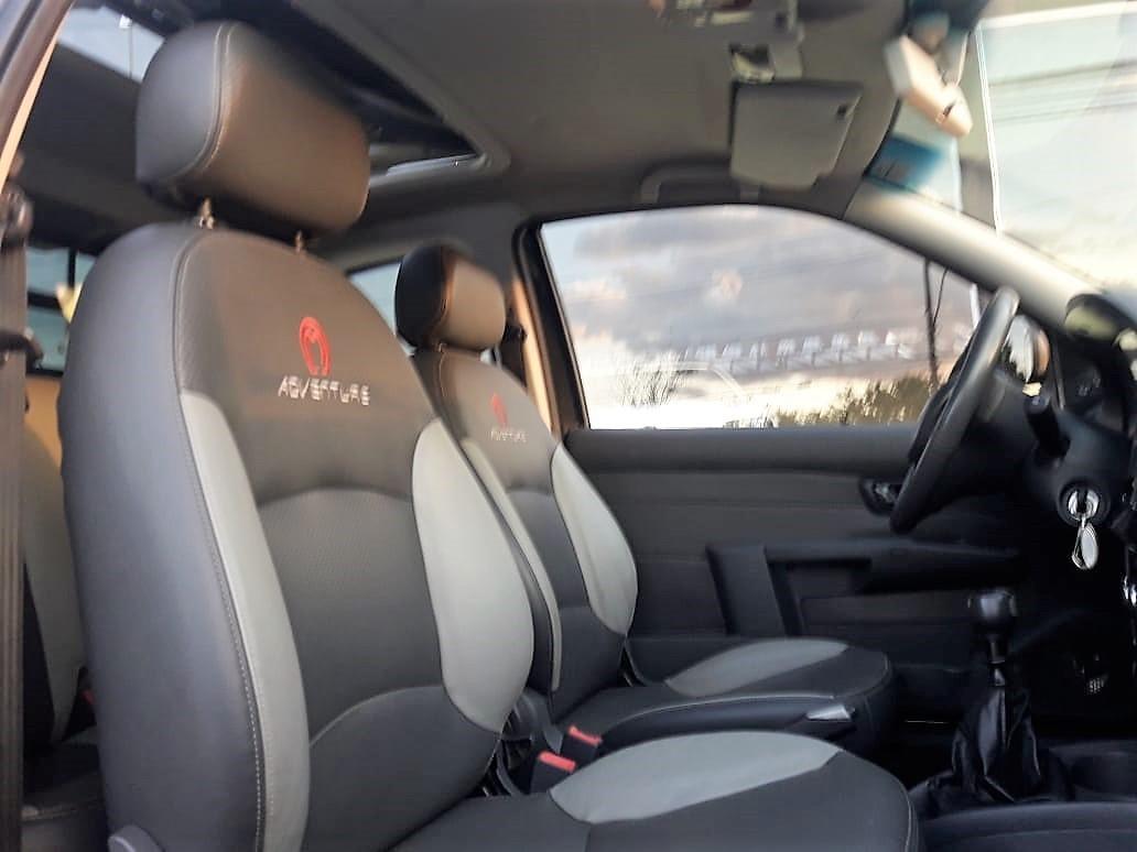 Fiat Strada Adventure 1.8 Locker